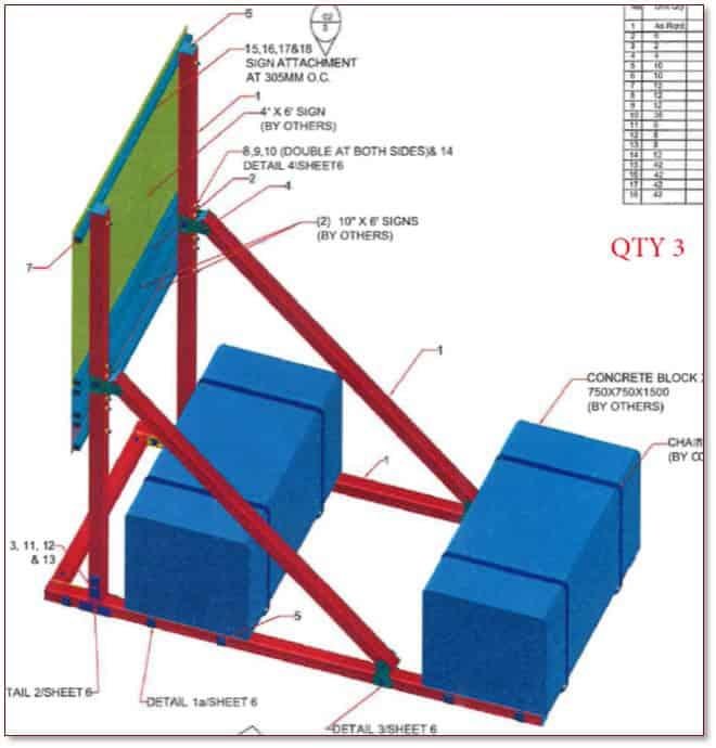 Engineer Stamped Drawings