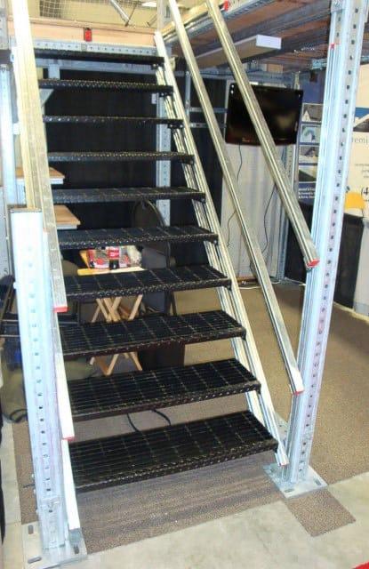 Modular Stairs No welding