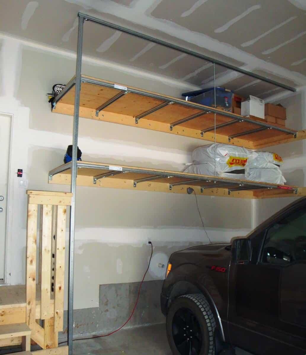 Add Wall storage