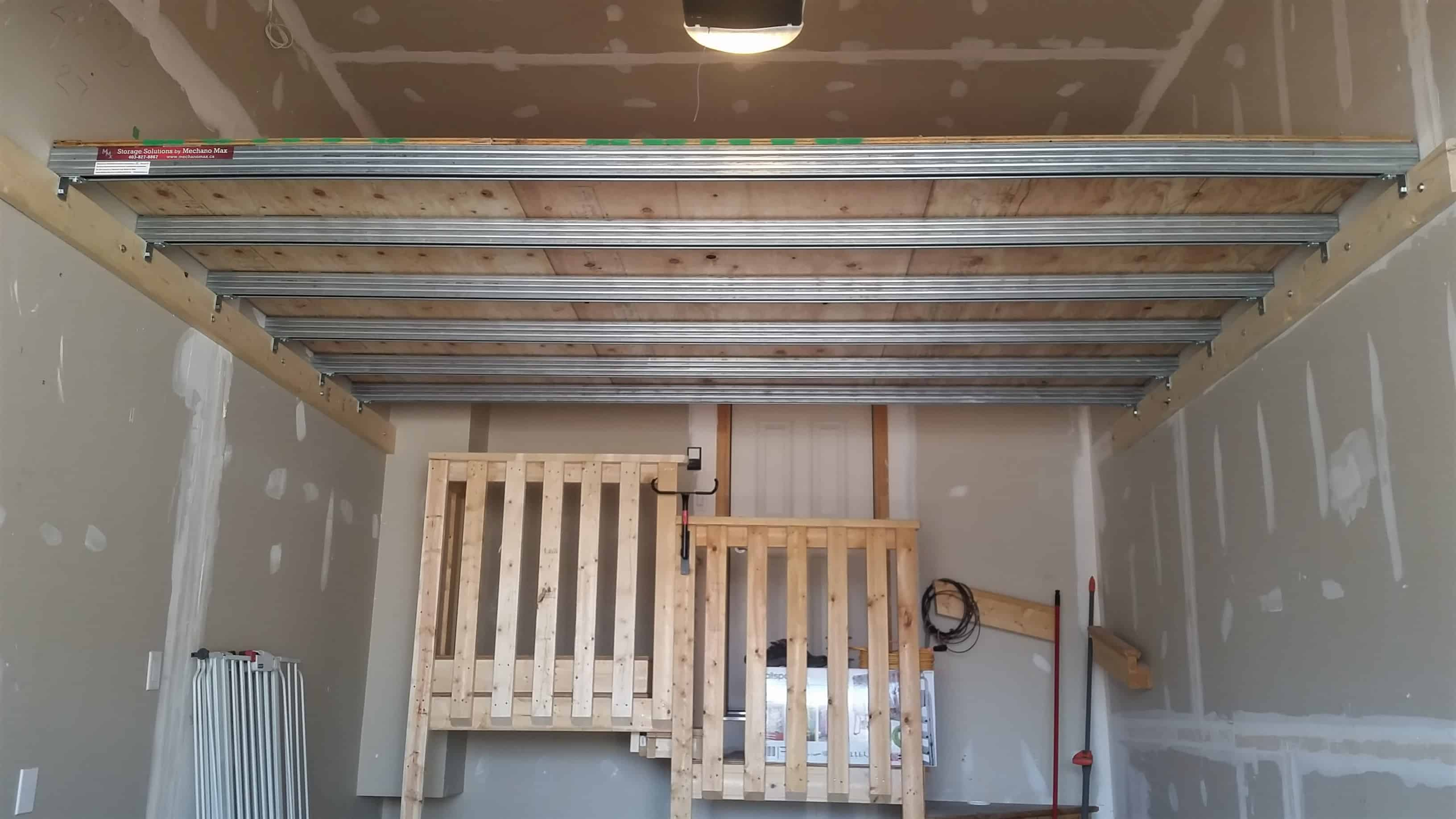 Storage with new Landing Access