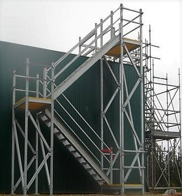 Cost Reduction Replace Scaffolding